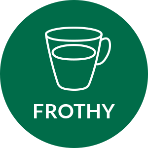 Frothy